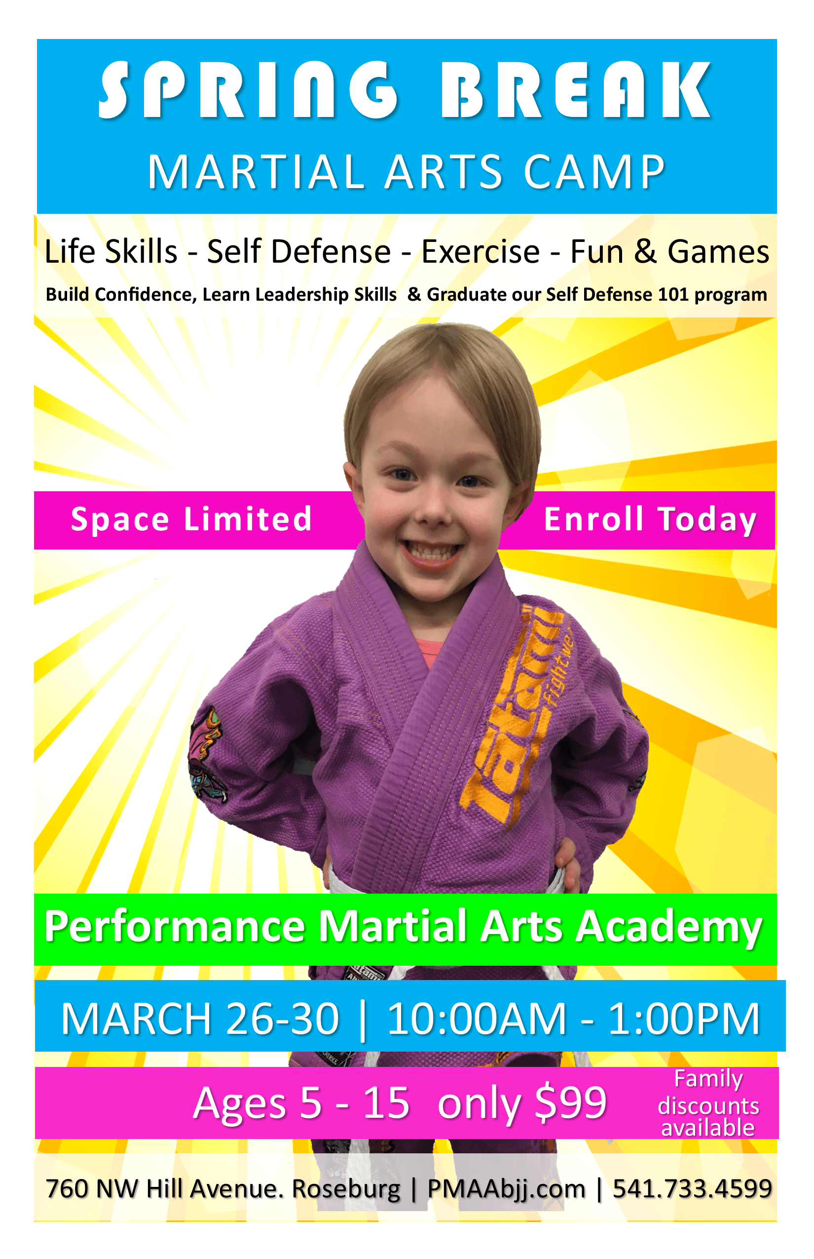 Performance Martial Arts Academy | Roseburg | Oregon